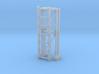 'HO Scale' - Pipe Bridge 3d printed