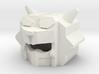 Robohelmet: King Cat 3d printed