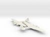 1/200 Tupolev SB 2 M-100 3d printed