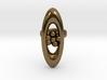 variation on a jweel ring i designed 3d printed