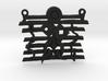 Warrior Ethos Pendant 146075 3d printed 1st 3d print version of this design