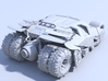 Batman - Tumbler Car [80mm & Solid] 3d printed