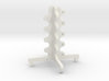5.8ghz Helical Antenne 5 Turn RHCP 2015 3d printed