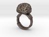 Cogito Ergo Sum Brain Ring 3d printed