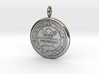 SECRET SEAL OF SOLOMON (pendant) 3d printed
