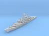1/1800 Soviet Kresta 2 Cruiser 3d printed