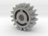 Zahnrad iRobot Roomba 500er Serie 17 Zaehne 3d printed