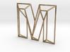 M Typolygon 3d printed