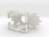 Merman 3d printed
