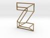 Z Typolygon 3d printed