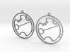 Tayrn - Earrings - Series 1 3d printed