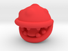Piranha Plant Head Cherry MX Keycap 3d printed