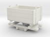 Gn15 Sand Hutton Wagon 3p 1:27.5 scale 3d printed