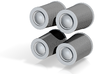 1/16 K&N Cone Style Air Filters TDR 4630 3d printed