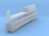 D&H Dining Car #151 (1/160) 3d printed