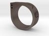 Biau Ring 3d printed