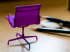 Aluminium Group Style Chair 1/12 Scale 3d printed