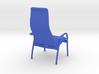 Lamino Style Chair 1/12 Scale 3d printed