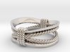 Bound Bracelet 3d printed