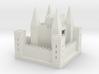 Mideval Europe Castle 3d printed