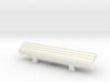 Bridge Pick Holder -fits Badass II Bridge - Lines 3d printed