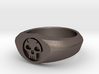 MTG Swamp Mana Ring (Size 9) 3d printed