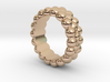RING BUBBLES 17 - ITALIAN SIZE 17 3d printed