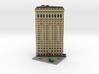 Flatiron Building New York 4 x 4 3d printed