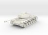 1:35 KV-1S Tank from World of Tanks game  3d printed