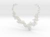 Hyperloop Necklace  3d printed