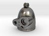 Laputian Sentry Head Pendant 3d printed