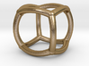 0071 Stereographic Polyhedra - Cube 3d printed