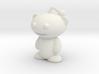 Tiny Snoo, Reddit Alien 3d printed
