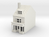 HHS-8 N Scale Honiton High street building 1:148 3d printed