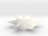 Ducted Fan 90mm rotor right turn 3d printed