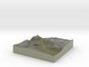 Terrafab generated model Fri Mar 20 2015 07:54:49  3d printed