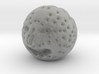 Hollow Mr Moon 3d printed