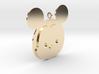 Tsum tsum Male Mouse Pendant 3d printed