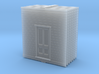 HO Scale PEIR 25K Gal Water Tower Wall Assy 3d printed