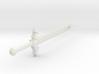 Sword of the Azure Sky 3d printed