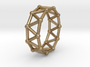 0341 Decagonal Antiprism V&E (a=1cm) #002 3d printed