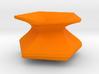 Twisted vase 3d printed