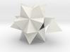 Ycocedron Elevatus Solidus 3d printed