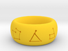 Bard Ring 3d printed