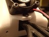 B5M 25MM FAN CHASSIS BRACE (waterfall) 3d printed Lowering the battery strap with a M3 screw
