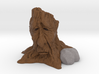 Lonely Old Stump 3d printed