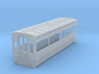 Bournemouth or Llandudno bogie tram saloon body.  3d printed