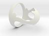 Rio 2016 Olympic Emblem 3d printed