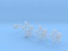 Star Earing 3d printed
