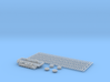 Det250-Fahrwerk 3d printed